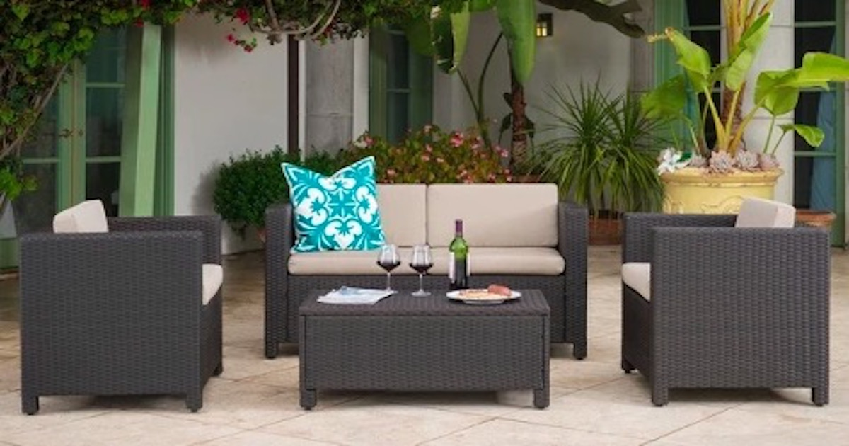 Target Has A Huge Patio Furniture Sale Happening On Its Website