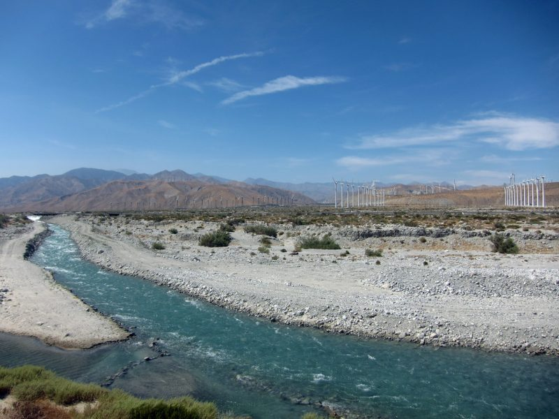 Security guards will now patrol the Whitewater River during the summer