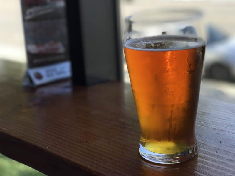 La Quinta Even Par IPA, one of the best beers in Palm Springs