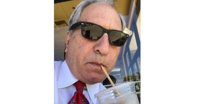 Jeff Stone, an actual lawmaker, believes that people can be arrested for using a straw