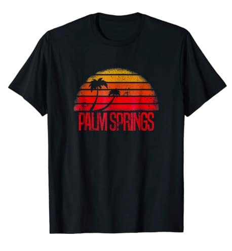 Palm Springs Tee Shirt