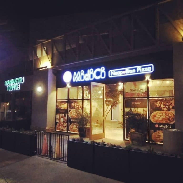 MidiCi pizza has closed at the River in Rancho Mirage