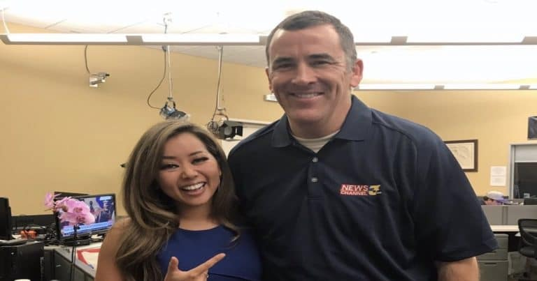 Angela Chen, KESQ's new morning anchor, has a delightful Twitter feed