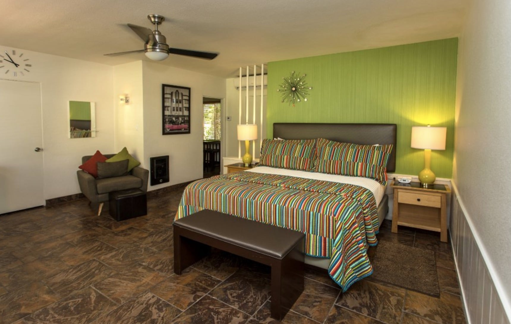 Desert Riviera La Maison In Palm Springs Named Top Small Hotels