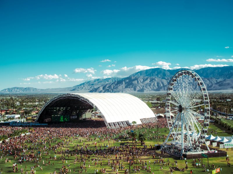 Coachella Weekend 2 wristbands are selling for much more than Weekend 1 did