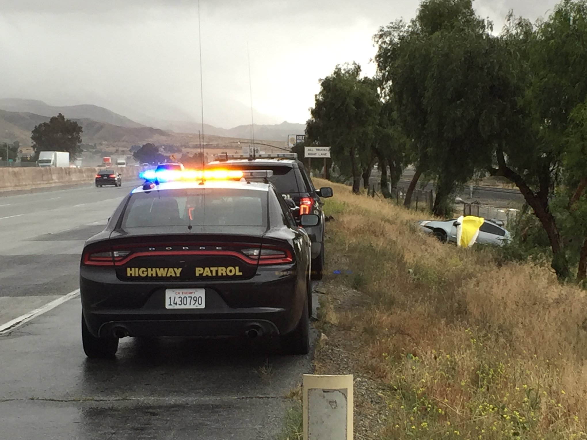 33-year-old man dead in I-10 crash near Cabazon | Cactus Hugs