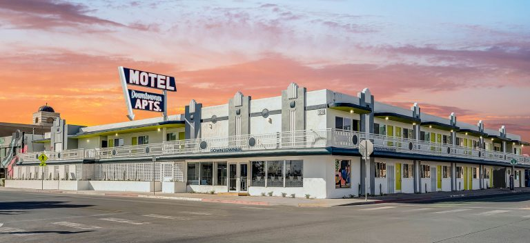 New Las Vegas hotel aims to bring 'Palm Springs feel' to Sin City