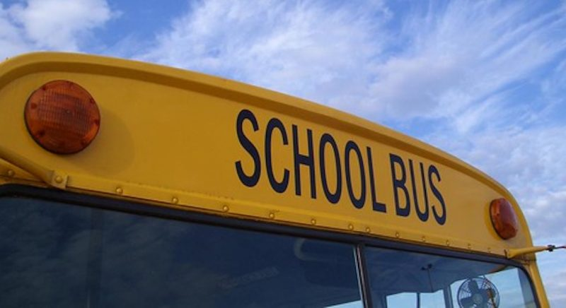 Child taken to hospital after being left on CVUSD school bus for 'substantial length of time'
