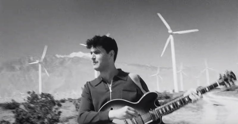 Vampire Weekend filmed their music video for 'This Life' in Palm Springs