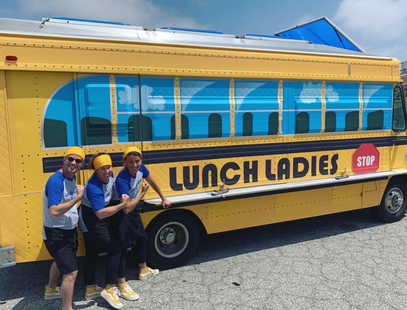 Here's where to find 'Great Food Truck Race' food trucks around Palm
