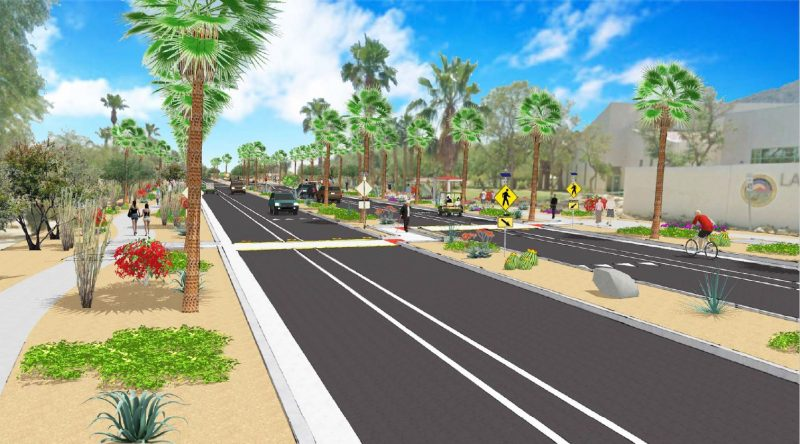 Will La Quinta drivers be able to figure out how to drive through all the new roundabouts?
