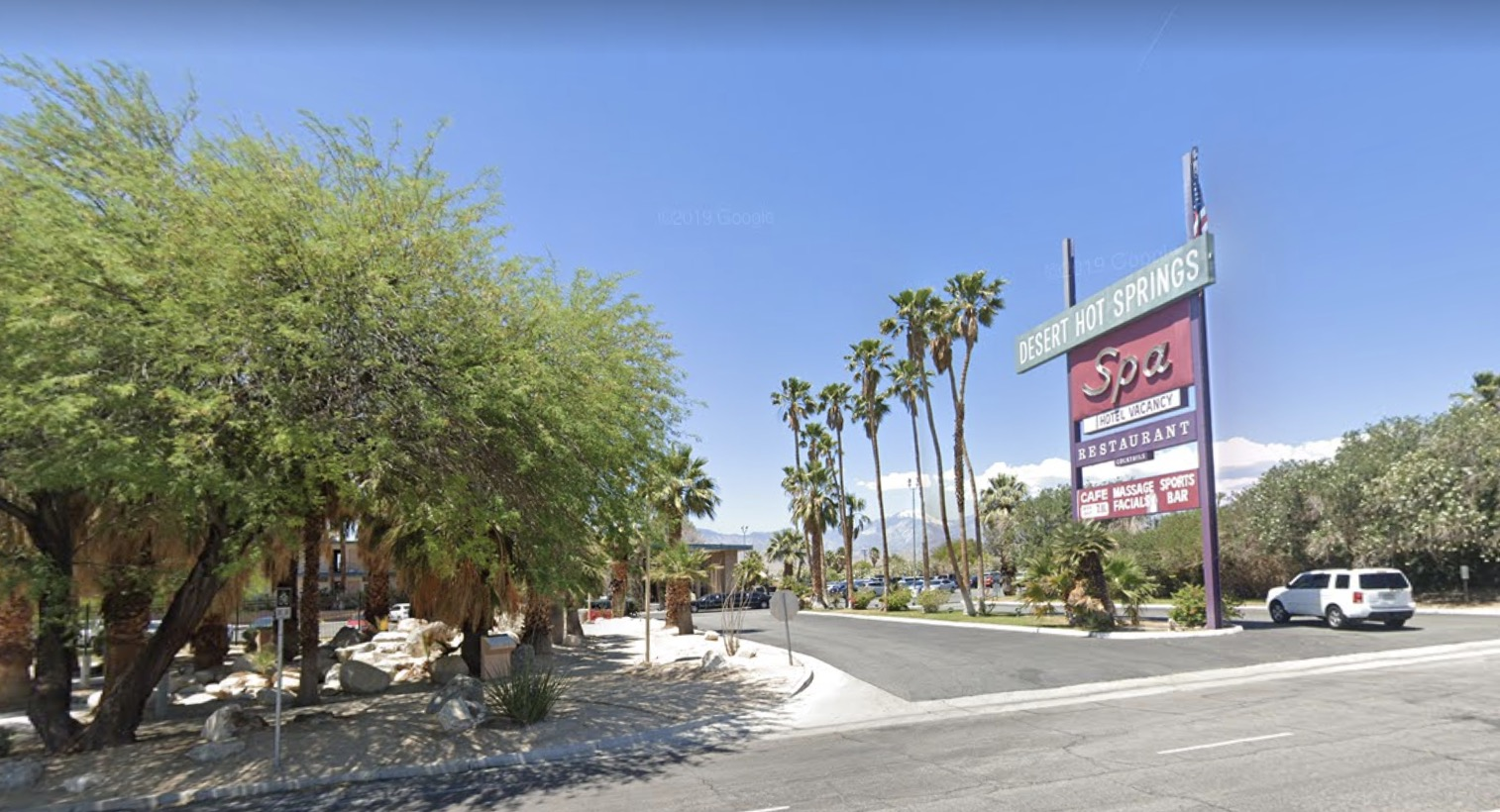 Officials believe fire at Desert Hot Springs Spa Hotel was 'intentionally set'