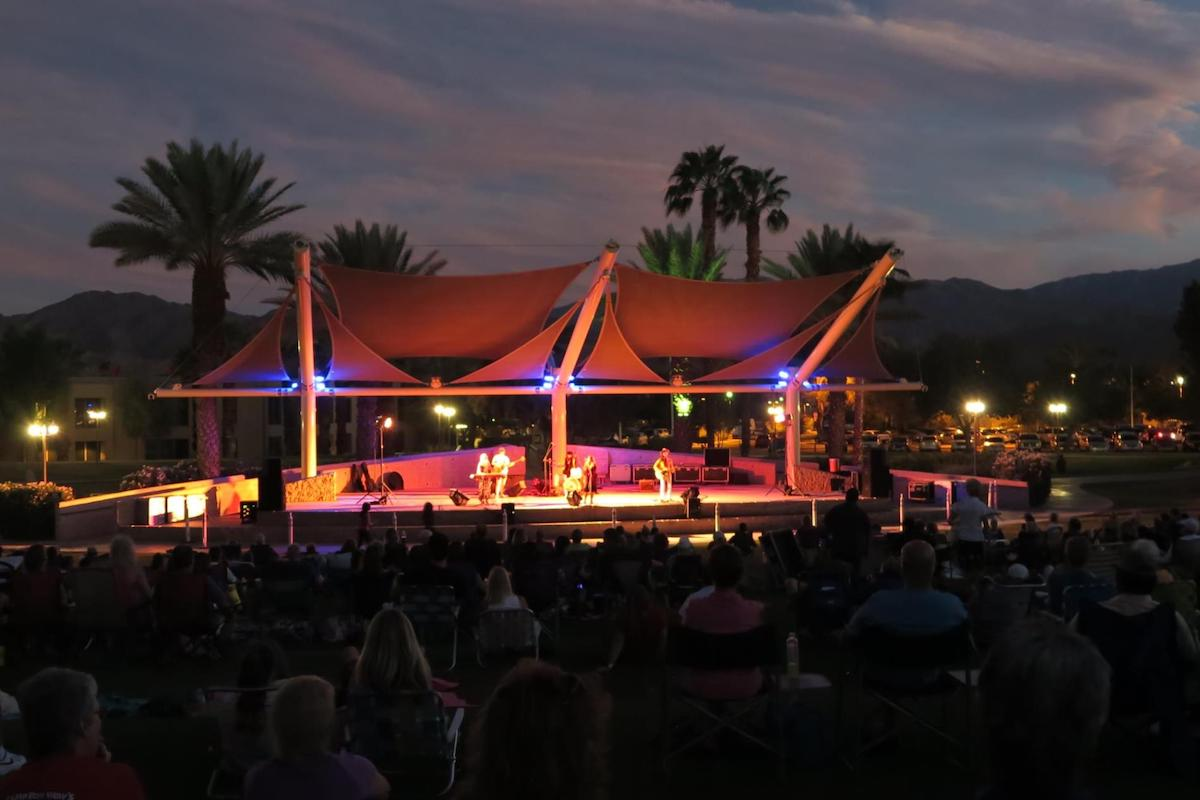 Palm Desert's free concerts in the park | Here's the schedule